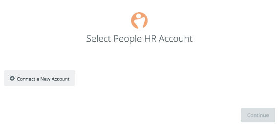 Click to connect People HR