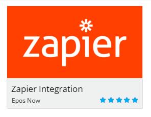 Epos Now Zapier App