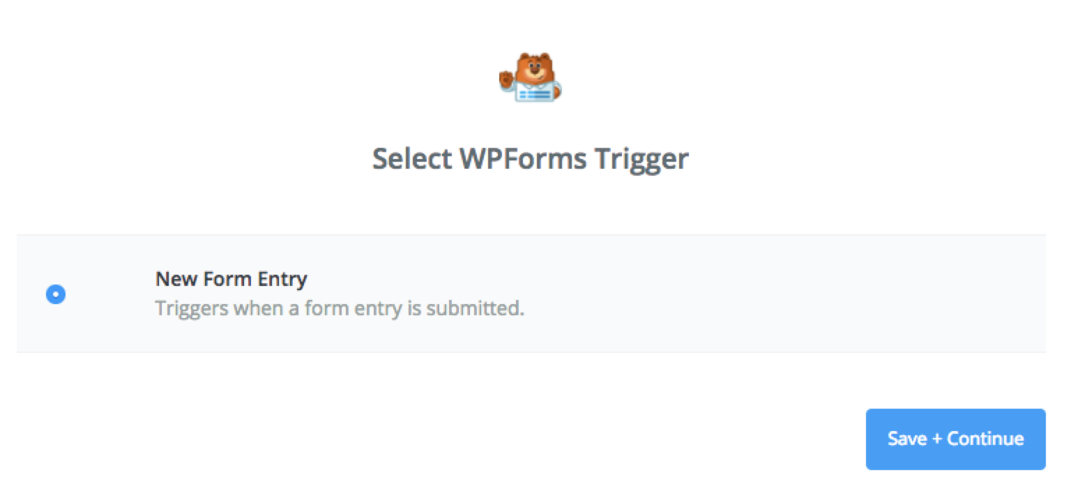Form app on Zapier
