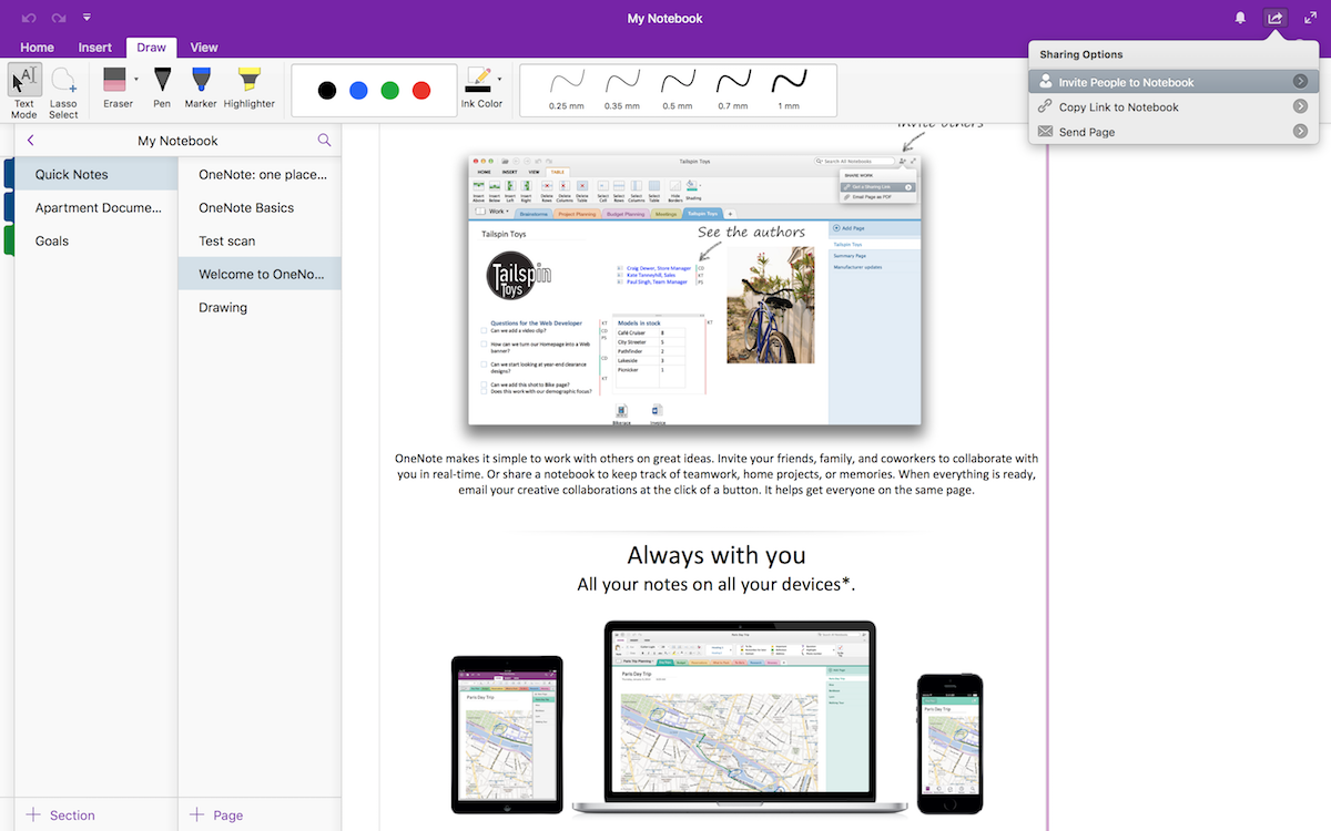 OneNote - Features, Pricing, Alternatives, and More | Zapier