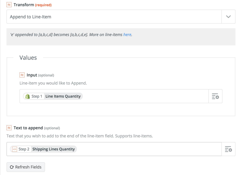 Formatter By Zapier Integration Help Support Zapier