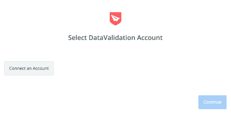 Click to connect DataValidation