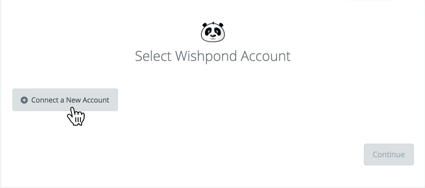 Click to connect Wishpond