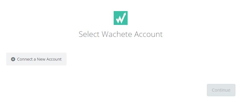 Click to connect Wachete