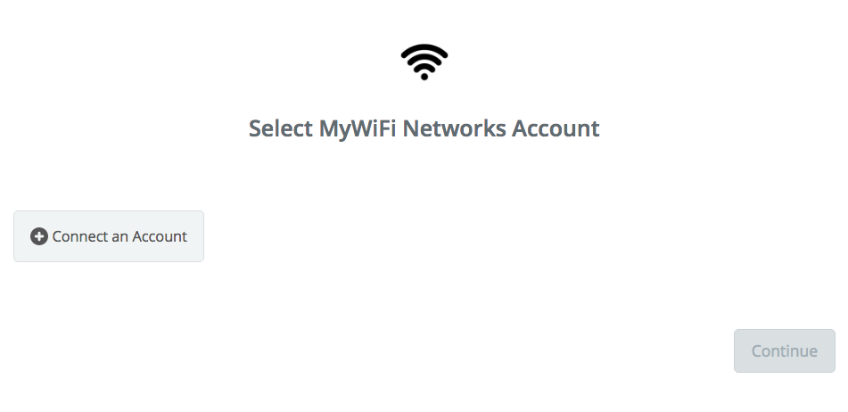 Click to connect MyWiFi Networks