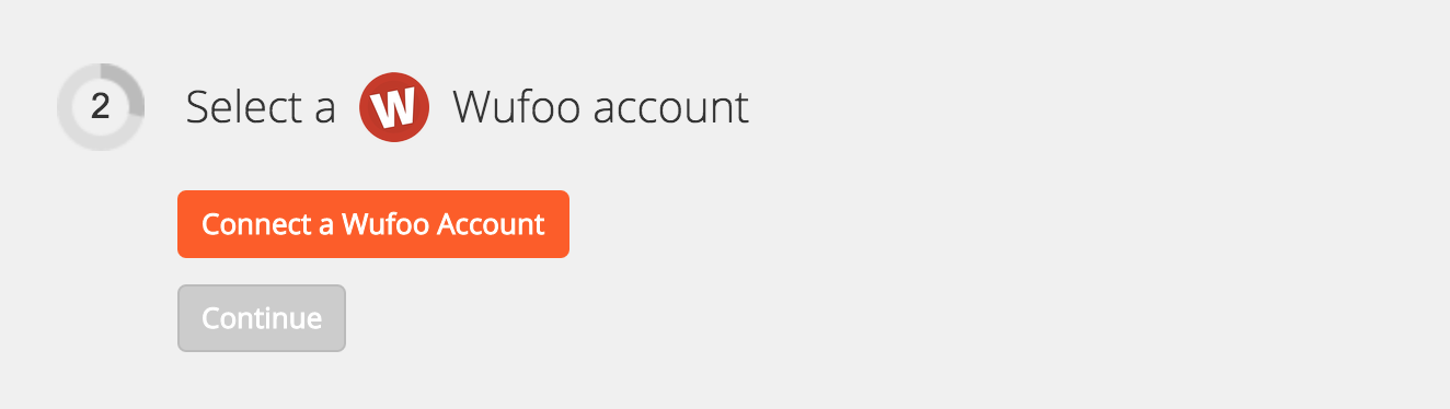 Connect your Wufoo account to Zapier