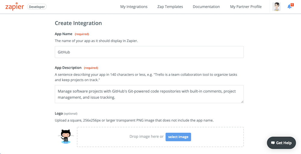 Zapier Integration Details