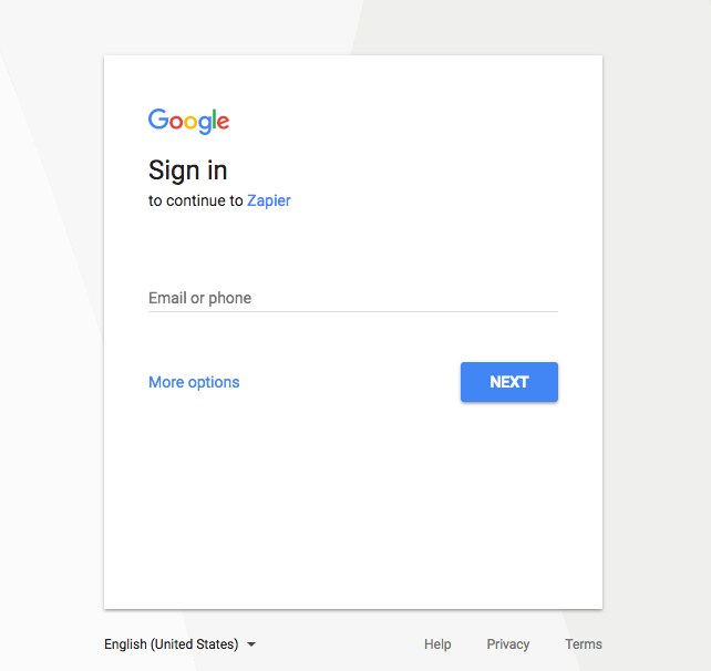 Login to AGoogle SlidesP