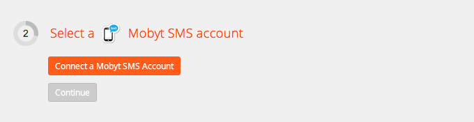Connect your Mobyt SMS account to Zapier