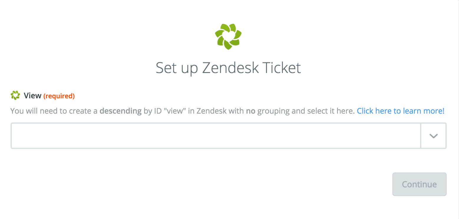 Zendesk - Integration Help & Support | Zapier
