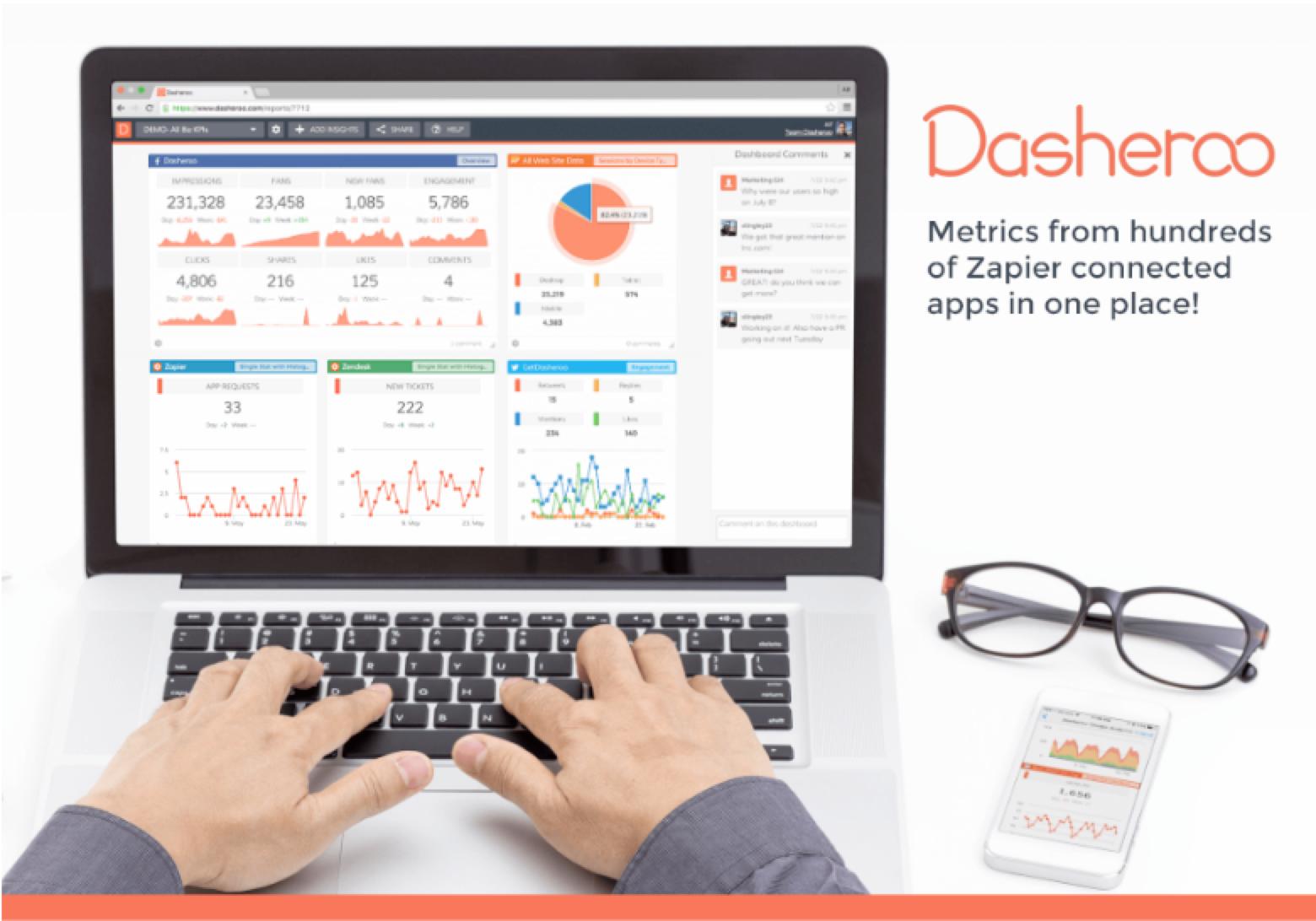 Dasheroo Integrations