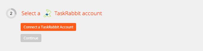 Connect your TaskRabbit account to Zapier