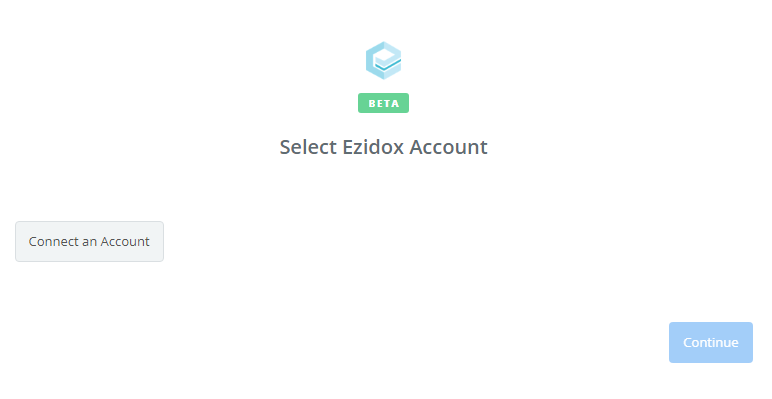 Click to connect Ezidox