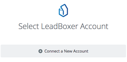 Click to connect LeadBoxer