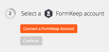 Connect FormKeep to Zapier