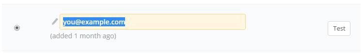 Name the Agendize account inside Zapier