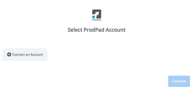 Connect your ProdPad account to Zapier