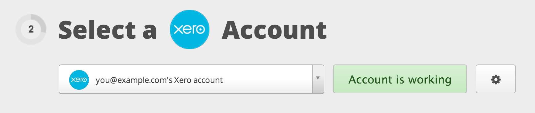 Zapier will automatically test your account.