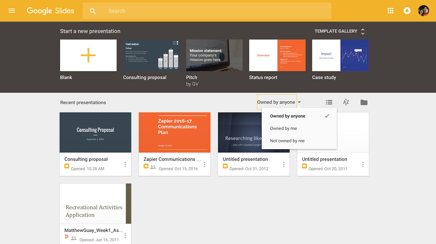 google slides features pricing alternatives and more zapier