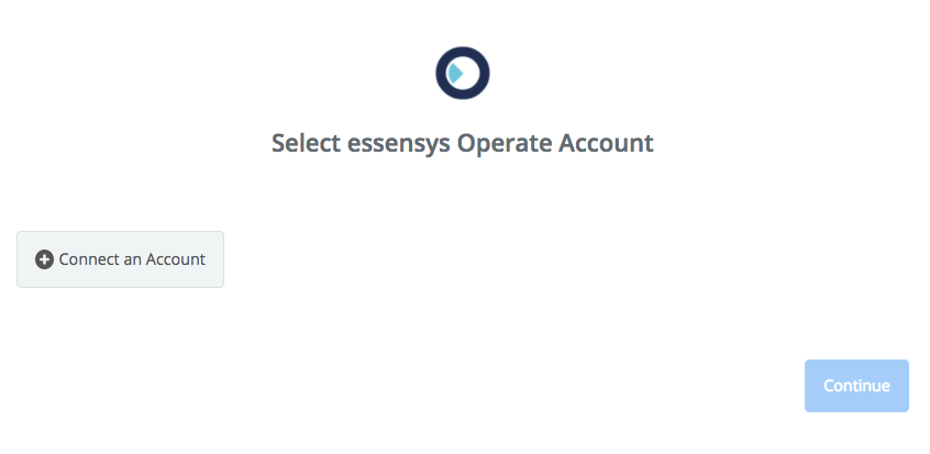 Click to connect Essensys