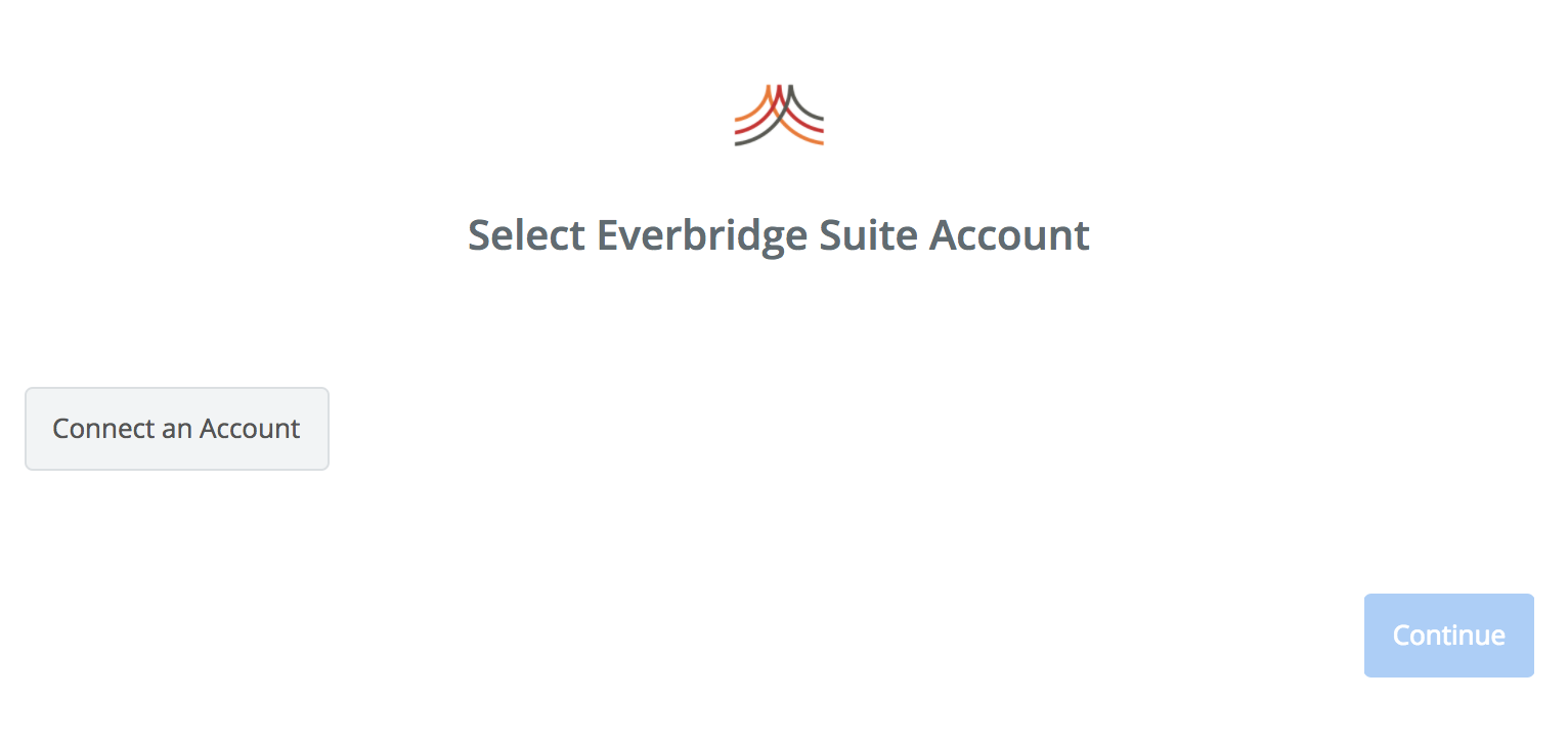 Click to connect Everbridge Suite