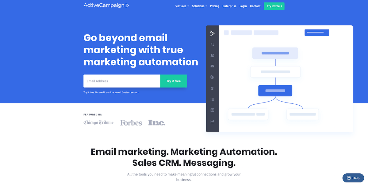 The smart Trick of Activecampaign Crm That Nobody is Talking About