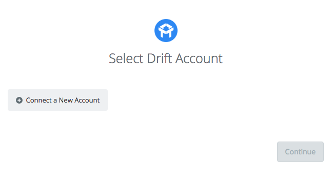 Click to connect Drift