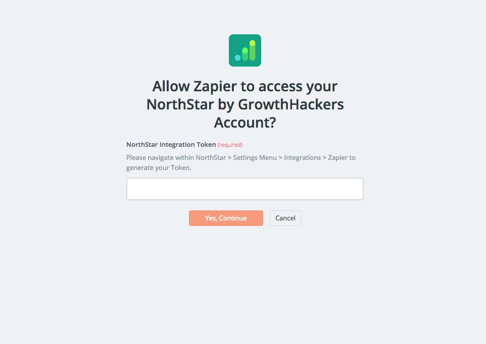 NorthStar by GrowthHackers API Key