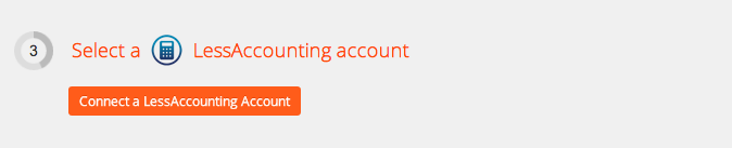 Connect your LessAccounting account to Zapier