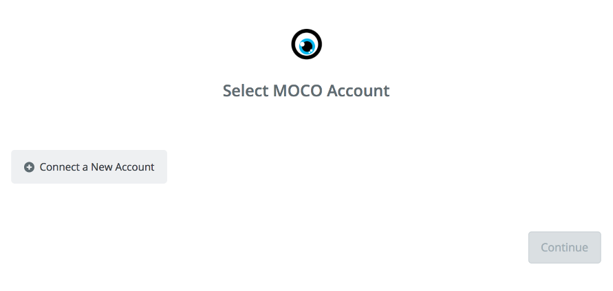 Click to connect  MOCO