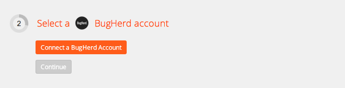 Connect your BugHerd account to Zapier