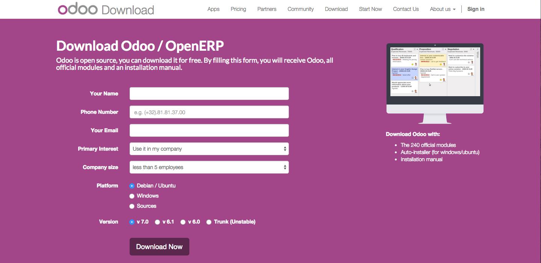 7 download openerp ebook