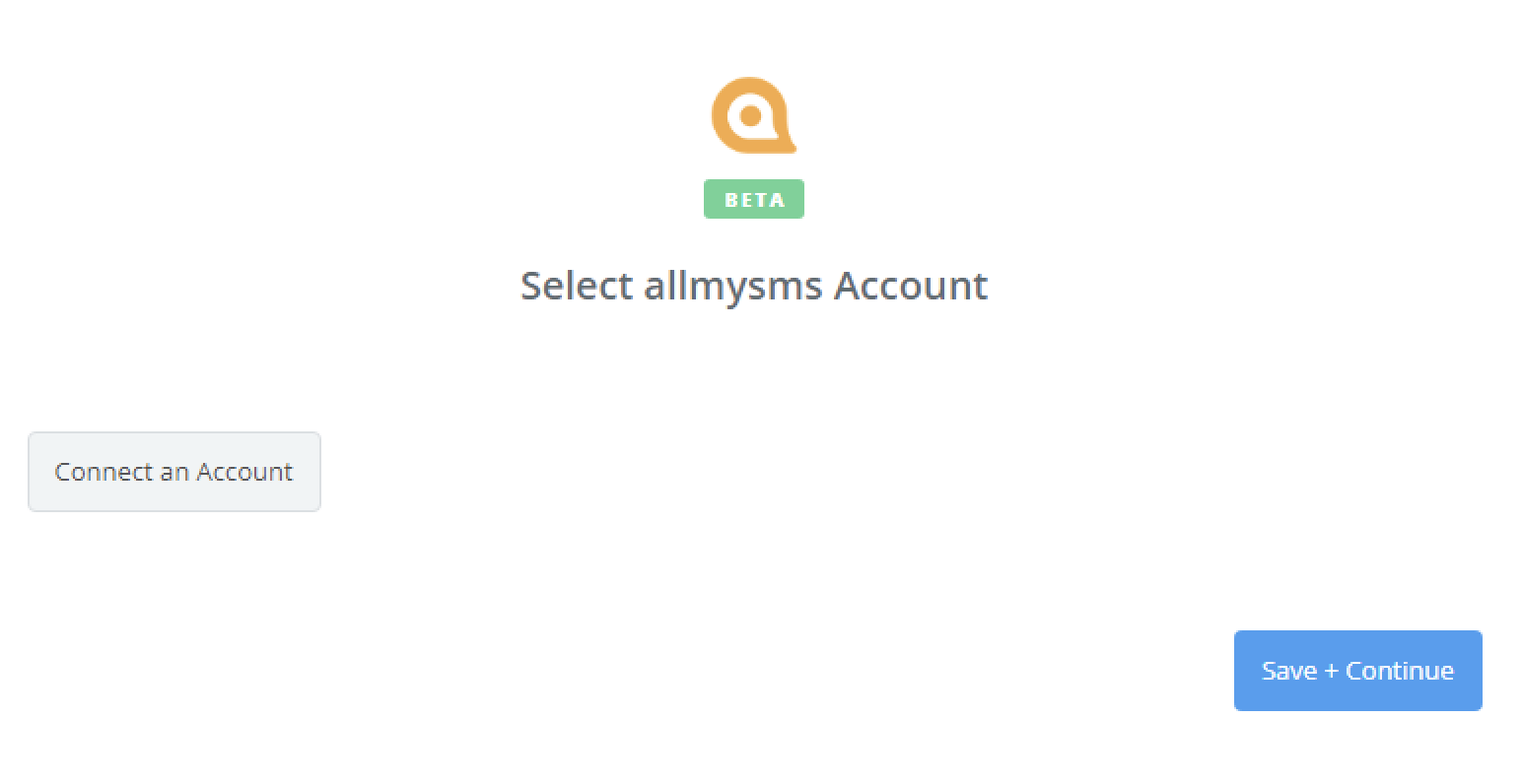 Click to connect allmysms