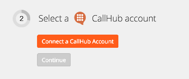 connect to CallHub