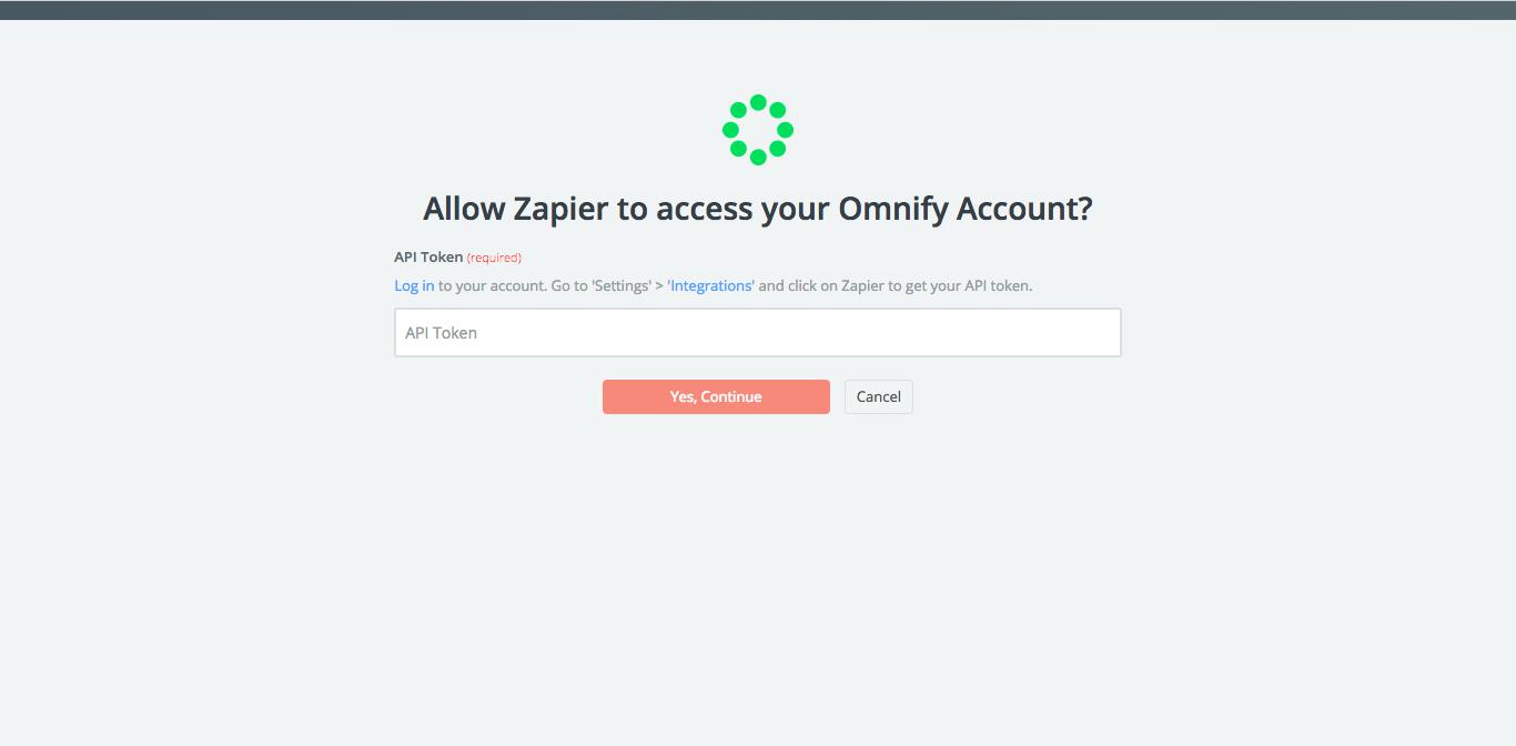 Omnify API Key