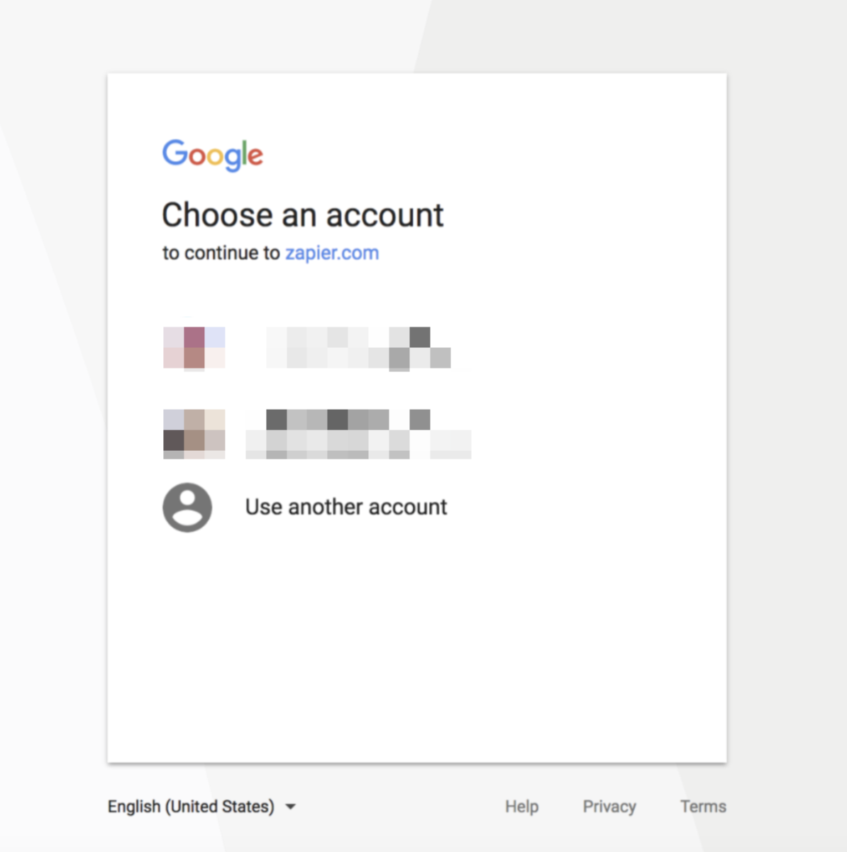 Login to Google Analytics