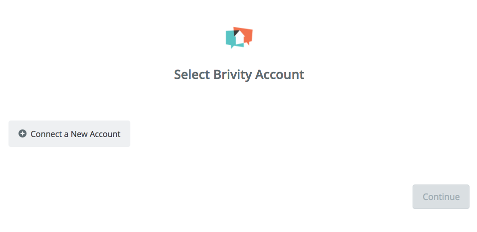 Click to connect Brivity