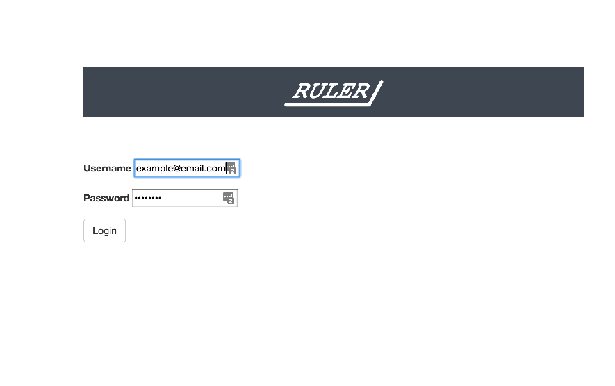 Login to Ruler Analytics