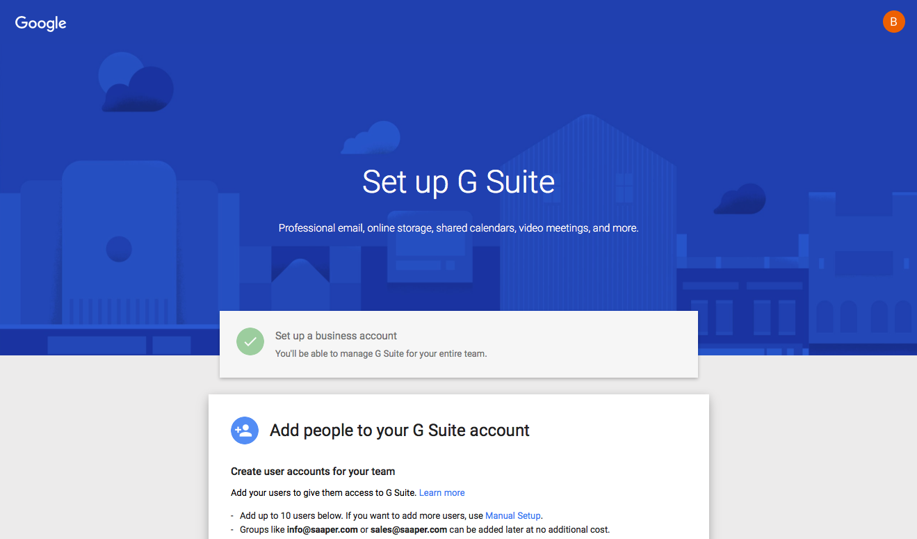 How to make an email account no phone number - Google Will Then Give You A Phone Number To Call A Google Advisor And Let Them Walk You Through The Steps Of Setting Up Your G Suite Account But It S Not