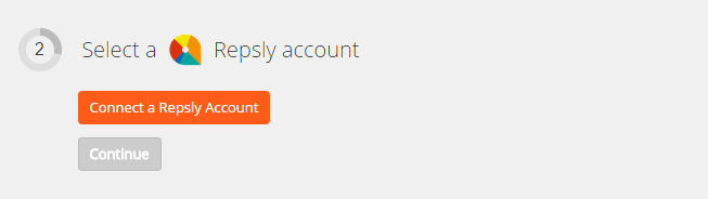 Connect your Repsly account to Zapier