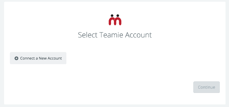 connect to Teamier