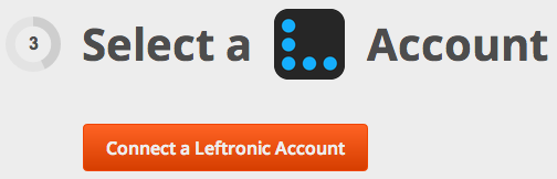 Connect Leftronic to Zapier