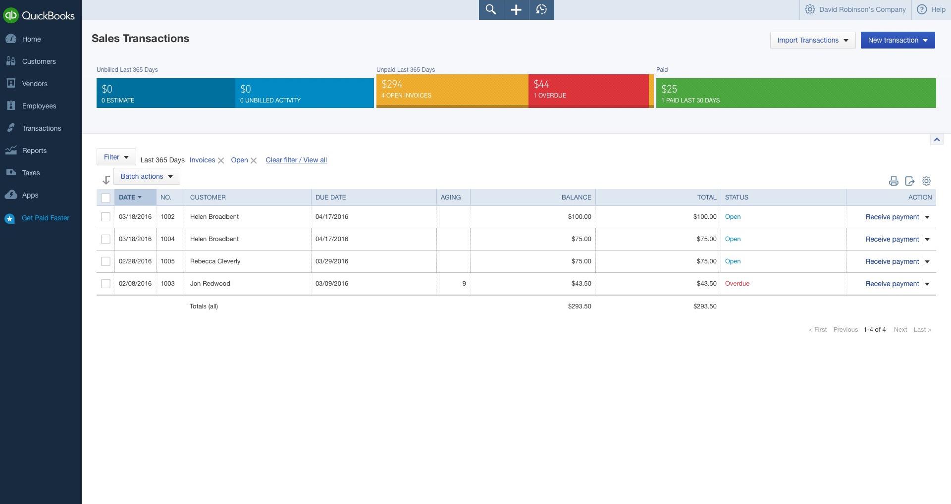 QuickBooks Online - Features, Pricing, Alternatives, and ...  QuickBooks Onli...