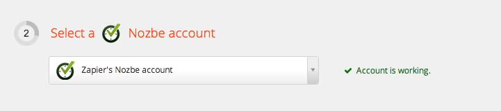 Nozbe Account Test