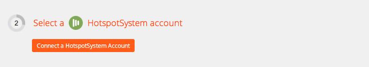 Connect your HotSpotSystem account to Zapier