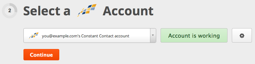 Zapier tests your connection