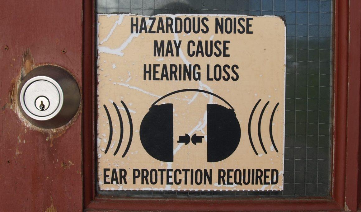 Hazardous noise