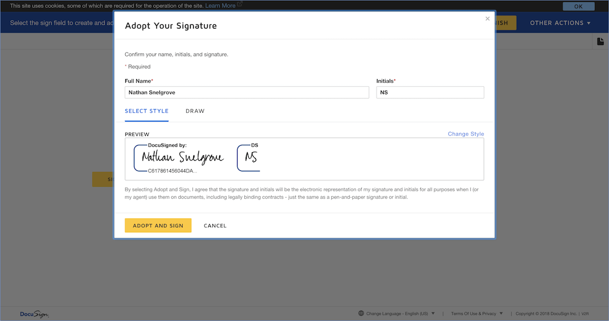 DocuSign - Features, Pricing, Alternatives, and More | Zapier
