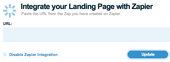 Finding your Lander API Key