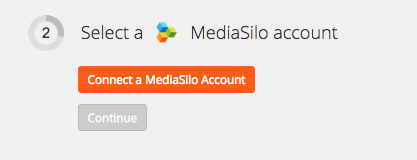 Click to connect MediaSilo